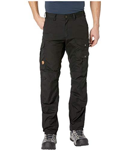 Fjällräven Barents Pro Trousers, Pantalon de Randonnée Homme, Noir, 46