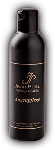 Jean Peau | Milde Augenpflege 200 ml | Für Hunde und Kleintiere | Schonende Reinigung bei Tränenflecken und Verfärbungen am Auge