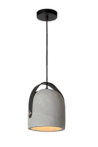 Lucide COPAIN - Suspension - Ø 20 cm - Taupe