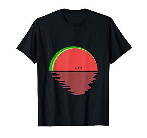 Disfraz de sanda Carnaval Fruta Fruta Regalo de verano Camiseta