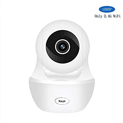 Indoor Security Camera 2MP(1080P) Wireless Pet Camera?WiFi Camera Baby Monitor IP Camera with Cloud Storage Night Vision Two Way Audio Remote Viewing