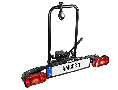 EUFAB 11559 Fahrradträger AMBER 1, für E-Bikes geeignet