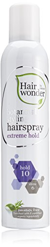 Hennaplus Hairwonder Botanical Styling Hairspray Extreme hold, 1er Pack (1 x 300 ml)
