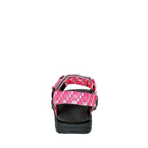 Jack Wolfskin Mädchen Seven Seas 2 Sandal G Sport, Pink (Tropic Pink) - 2