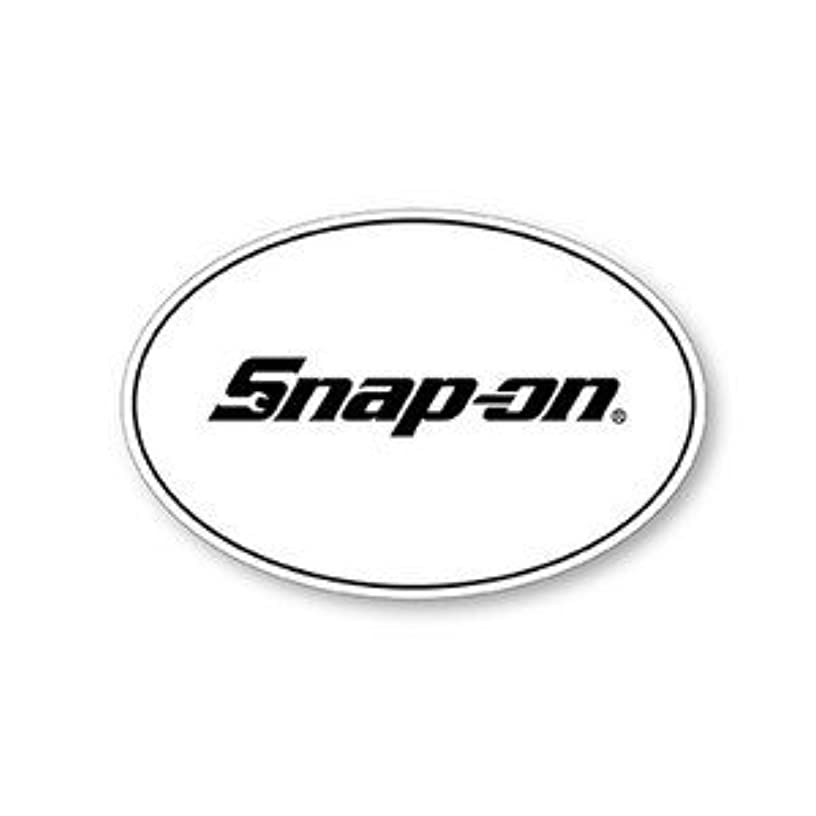 Snap on Tool European Oval Decal