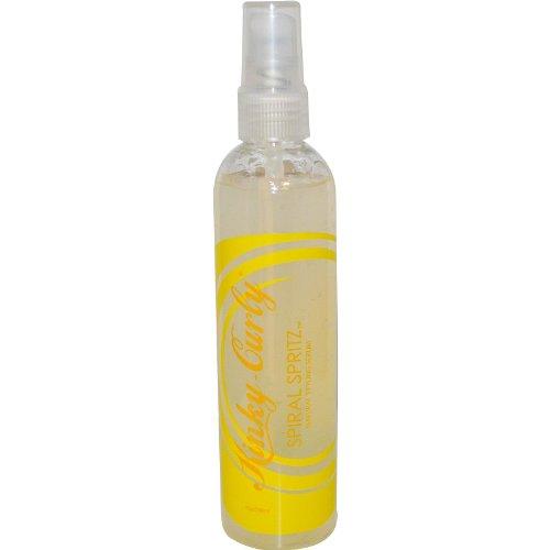 Spiral Spritz, Natural Styling Serum, 8 oz (236 ml)