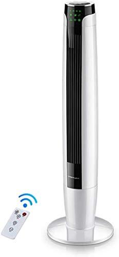 Torenventilator - Verticale externe vloerventilator met ingebouwde 3 modi en snelheidsinstellingen - Afstandsbediening van staande draagbare ventilator voor gebruik in slaapkamer en thuiskantoor