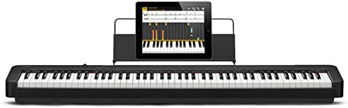 Price comparison product image Casio CDP-S100BKC5 Full Weighted Hammer Action Digital Piano