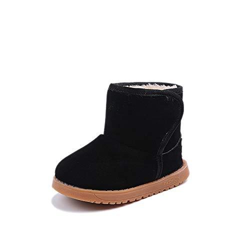 Heligen_Baby Shoes Abstand Babyschuhe,Heligen Winter Baby Kind Schuhe Baumwolle Stiefel Warm Schnee Stiefel