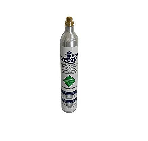 Bombola Co2 425 Grammi Ricaricabile Per Sodastream/Wassermaxx/Soda Queen/Imetec