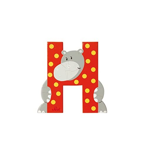 Sevi 81608 - Lettera Hippopotamus