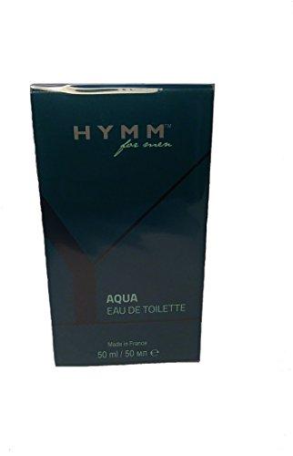 Aqua Eau De Toilette hymmtm für men-50ml