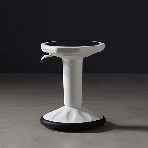 NBVCX Decoración de Muebles Elevador de Barra de Moda Columpio de Color Conferencia otating Protección del Medio Ambiente Eslabón Giratorio de Ocio nórdico Moderno (Color: D)