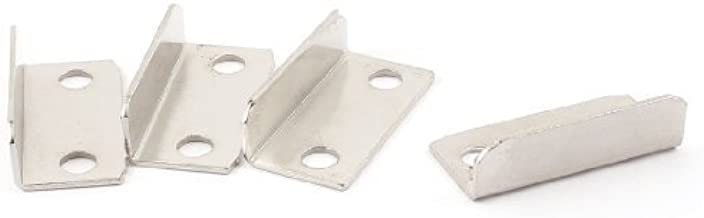 DealMux 4 stks kabinet lade Lock Strike Plaat Vervangingen 2.8 cm x 1.2 cm x 0.8 cm, Model: a13072300ux0534, Gereedschap &...