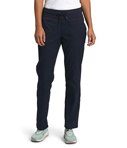 The North Face Women's Aphrodite Motion Pant, Aviator Navy, S-SHT