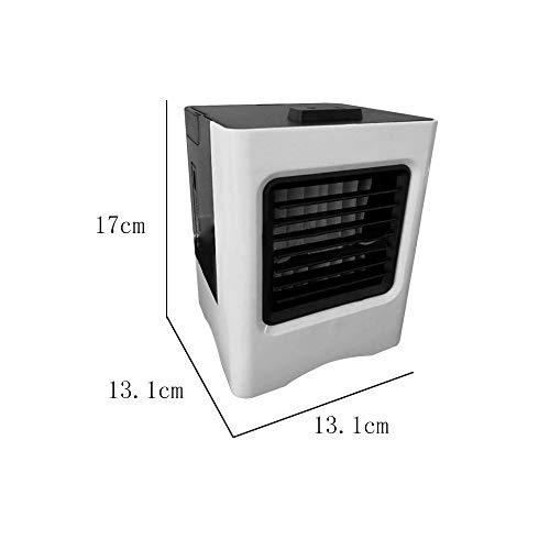 Hello USB Mini Aire Acondicionado Pequeño Enfriador De Aire
