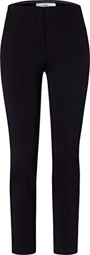 BRAX Damen Style Stella Hose, Schwarz (Black 02), 40L