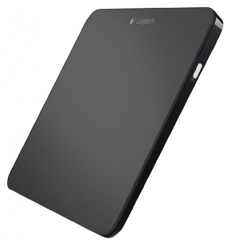 Logitech Wireless Rechargeable Touchpad T650 - Pavé tactile sans fil Noir