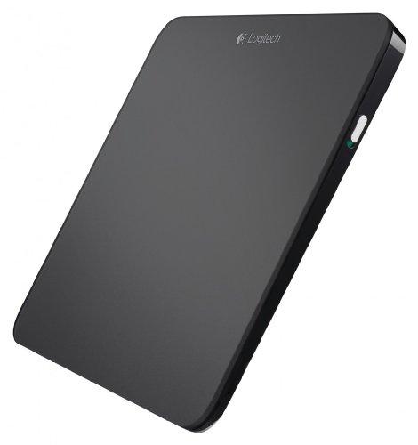 Logitech Wireless Rechargeable Touchpad T650 - Pavé tactile sans fil Noir
