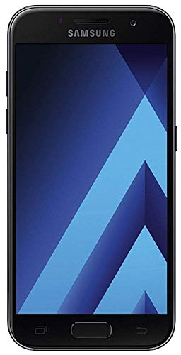Samsung Galaxy A3 (2017) Smartphone (12,04 cm (4,7 Zoll) Touch-Display, 16 GB Speicher, Android 6.0) schwarz