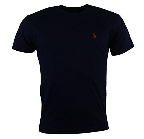 Polo Ralph Lauren Men's Classic Fit Solid Crewneck T-Shirt