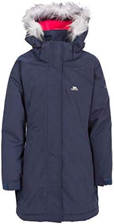 Fame Girls Waterproof Parka Jacket Padded Windproof School Coat Outwear