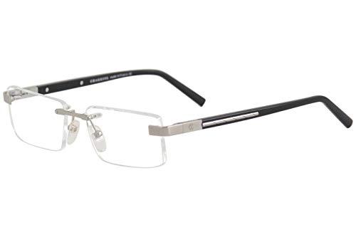 Charriol Men's Eyeglasses PC75007 PC/75007 C04 Shiny Gunmetal Optical Frame 56mm