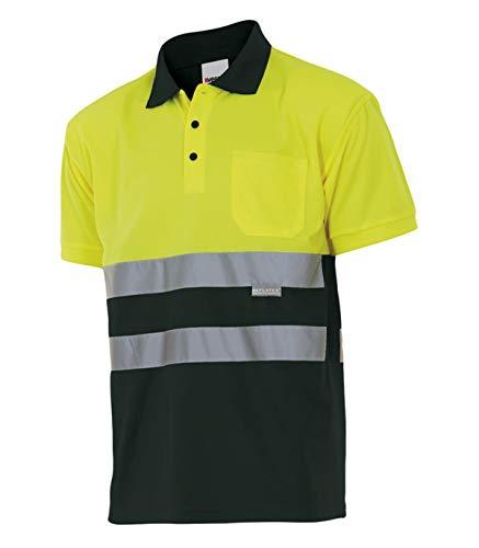 Preisvergleich Produktbild Velilla 173 20 / 0 XL Poloshirt mit hoher Sichtbarkeit,  neongelb,  Größe XL
