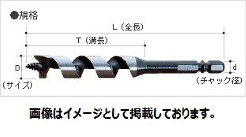 少年盗難自由大西工業 No.1 ショートビット サイズ:32mm チャック径:10mm