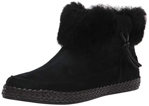 UGG Elowen Boot, Black, Size 9
