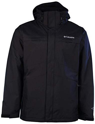 Columbia Men's Arctic Trip II Interchange Jacket-Black-XL