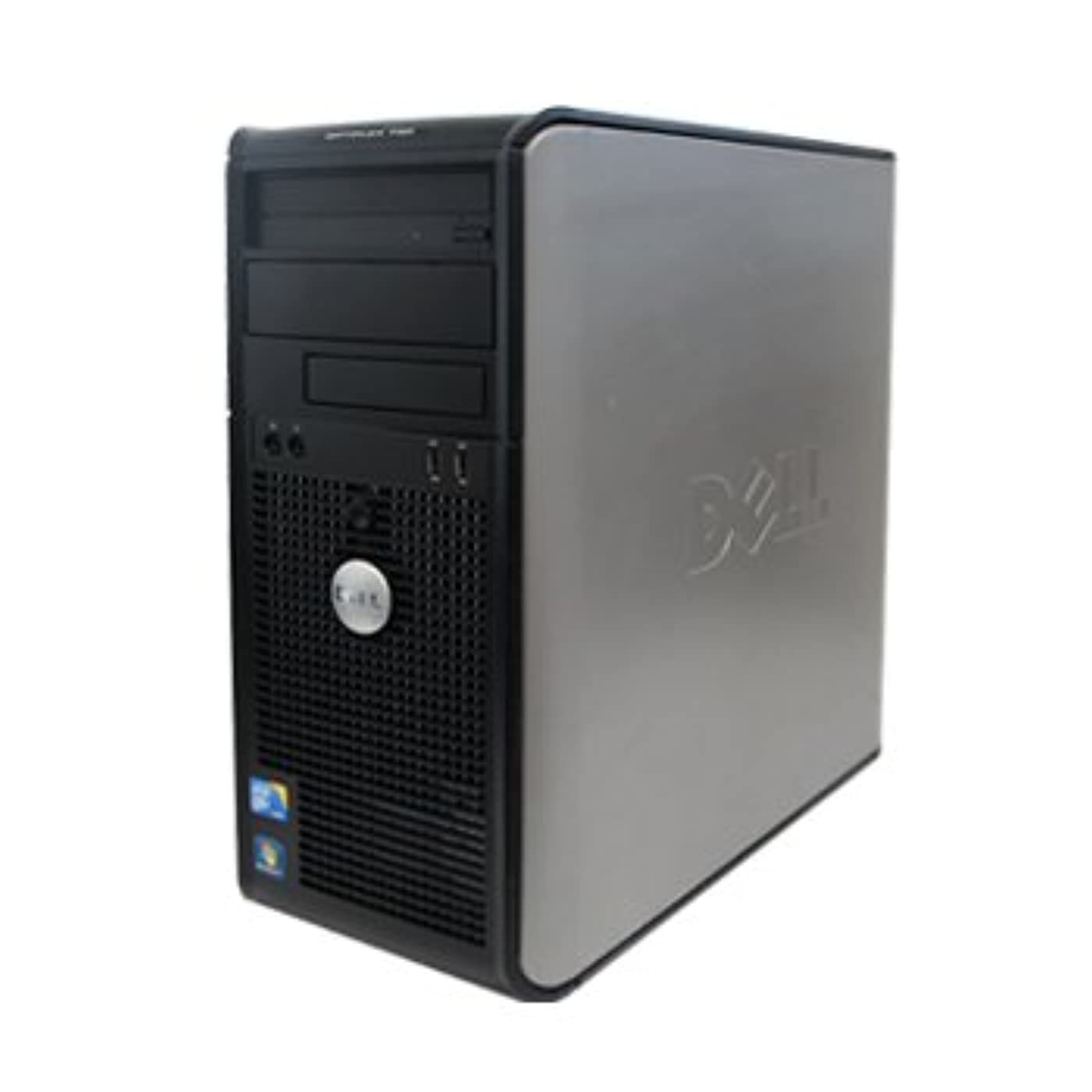 好奇心盛成人期宅配便中古パソコン DELL Optiplex 780MT intel core 2 duo 3GHz 4GB 160GB Windows 7 Professional 32bit