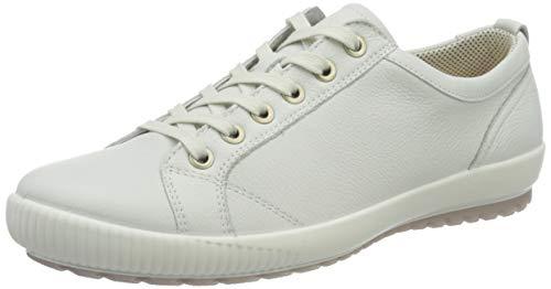 Legero Damen Tanaro Sneaker, Weiß (White), 41 EU