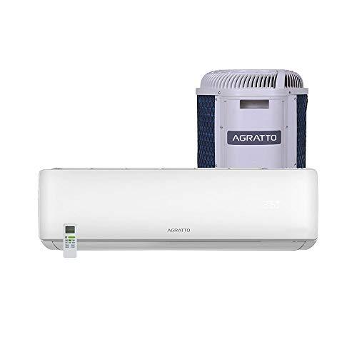 Ar Condicionado Split Agratto Eco Top 12.000 Btu/H Frio Ecst12Fr4, 02 220 Volts