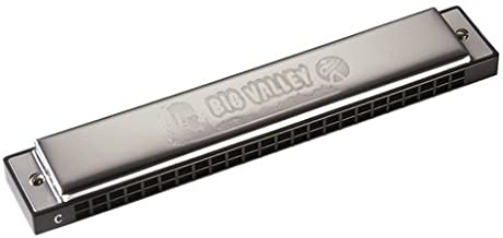 HOHNER Big Valley 48 Harmonica - Key Of D