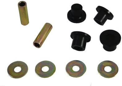 Nolathane REV190.0048 Ranking TOP13 Black Steering Rack Bushing and Fr Pinion Popular products