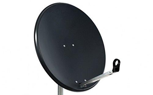 Satellite Dish 85cm premontée Charcoal Sofa Click-Clack