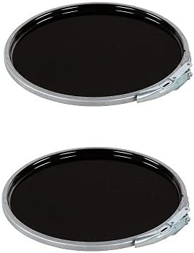 high quality Steel Lever high quality popular Lock Pail Lid, for 5 Gallon LID-STL-LL (Тwо Расk) outlet sale