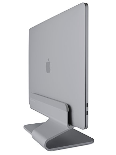 Rain Design 10038 mTower Vertical Laptop Stand - Space Gray