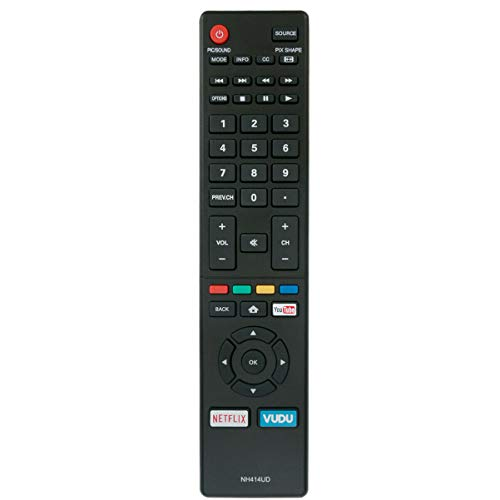 New NH414UD Remote for Sanyo TV FW65C78F FW55C78F FW50C85T FW50C87F FW55C87F