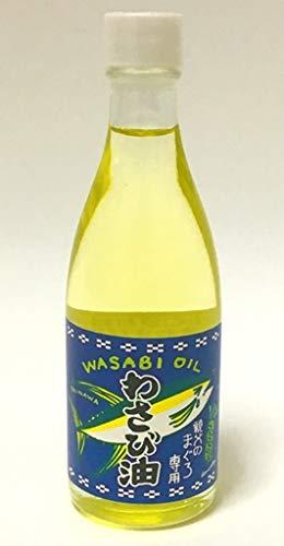 沖縄の人気お土産 わさび油 100g 親父のまぐろ専用 刺身 まぜそば 油そば に最適