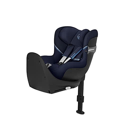 CYBEX Gold Kinder-Autositz Sirona S2 i-Size, Ab ca. 3 Monaten bis 4 Jahren, Max. 18 kg, SensorSafe kompatibel, Navy Blue