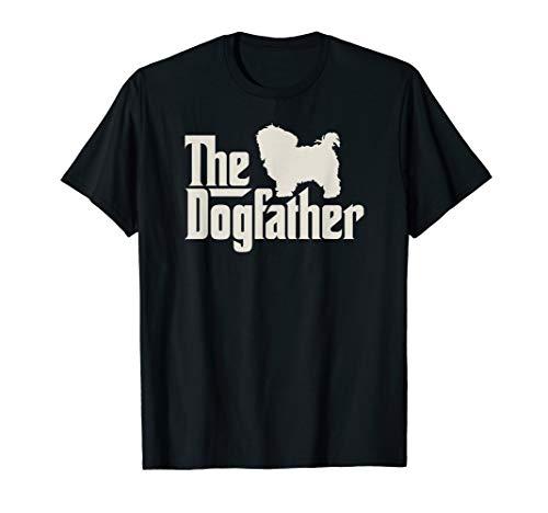 The Dogfather Malteser Havaneser Shih Tzu Hundepapa T-Shirt