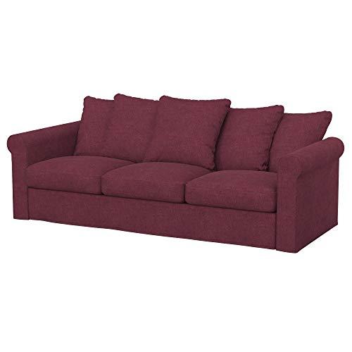 Soferia Funda de Repuesto para IKEA GRONLID sofá de 3