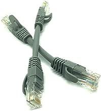 Computer Cables 10 cm 0.1 m CAT5 CAT5e UTP Rede Ethernet a Cabo Macho Yoton Macho RJ45 Patch LAN Cable, Pela China Post Com Numero De Rastreament - (Cable Length: 10cm)