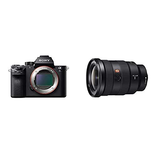 Sony a7S II ILCE7SM2/B 12.2 MP E-mount Camera with...