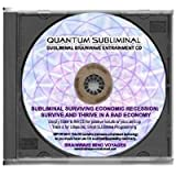 BMV Quantum Subliminal CD Surviving Economic Recession: Survive and Thrive in a Bad Economy (Ultrasonic Subliminal Series)