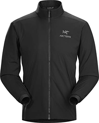Arcteryx M Atom LT Jacket Schwarz, Herren Isolationsjacke, Größe M - Farbe Black
