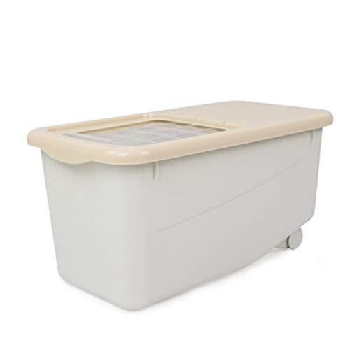 Zxl 6.5KG/10KG Keuken Graan Rijst Container Vocht Voedsel Groenten Stockholders Boxed Rijst Opbergdoos Keuken Plastic Rijstdoos (1 stuks)