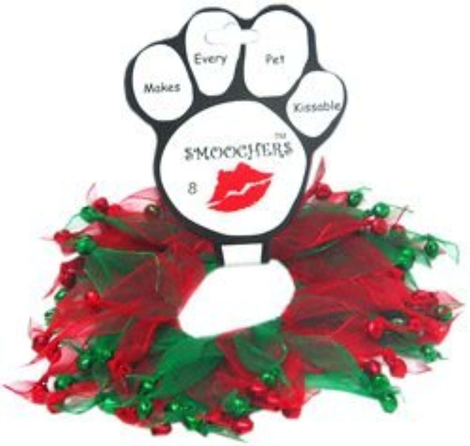 Christmas Bones Smoocher for Pets  Extra Large by Mirage